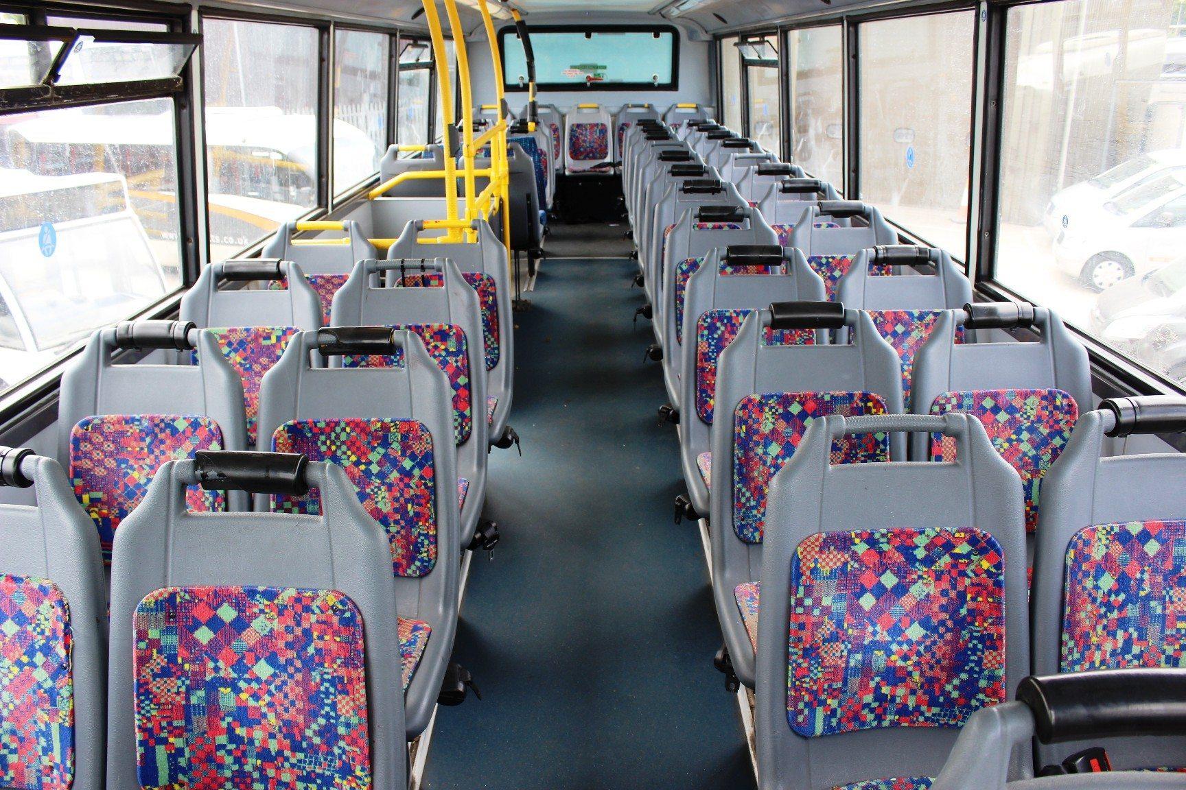 2000 VOLVO B7TL ALEXANDER ALX 400 - Hills Coaches