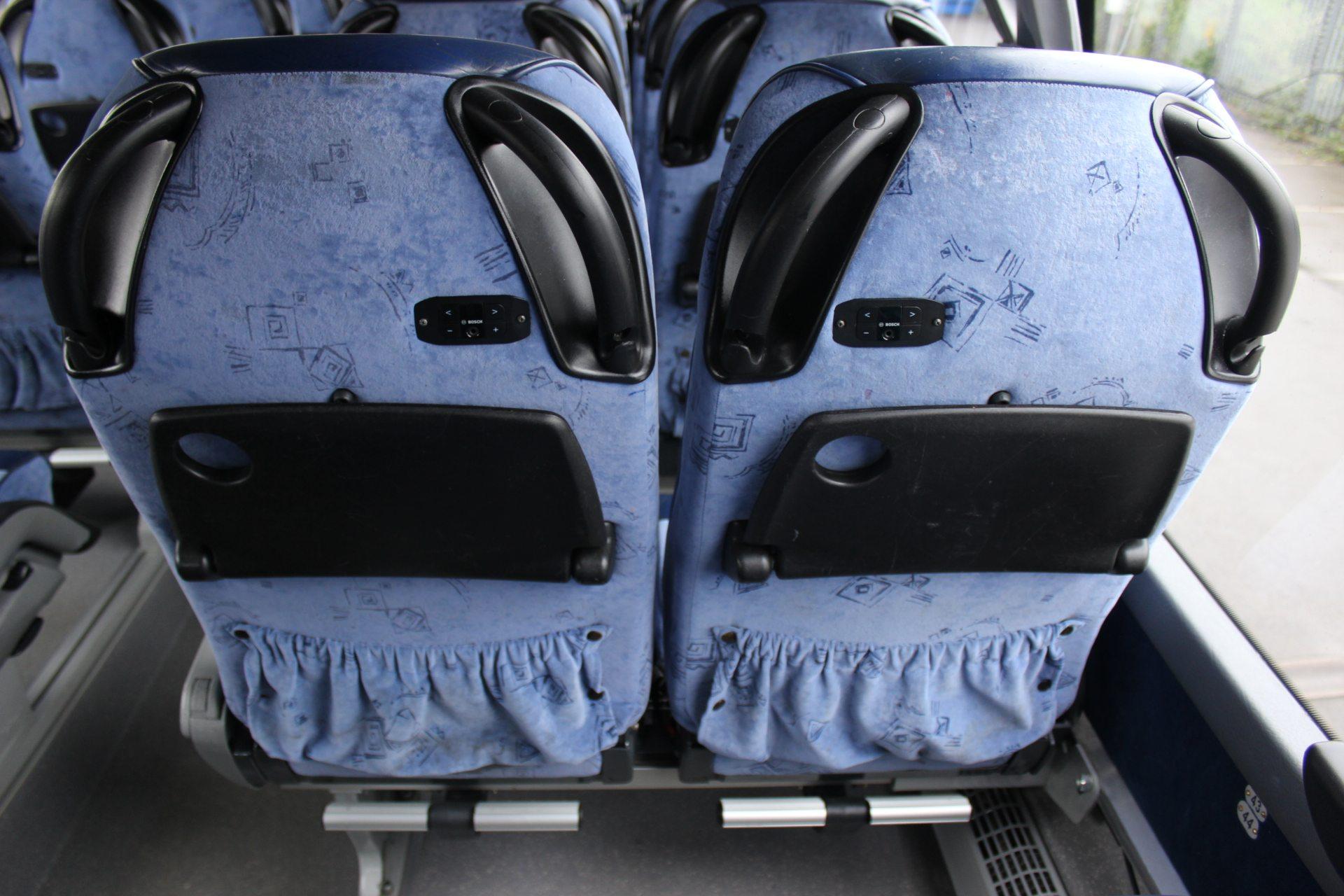 2011 Volvo 9700 53 Recliner Exec Hills Coaches
