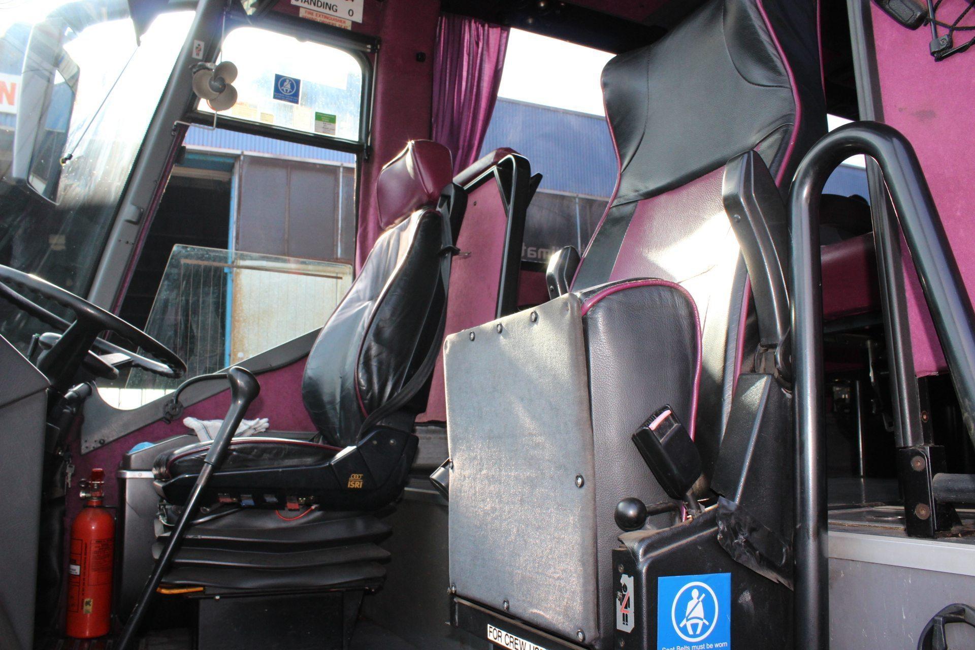 97 Bova Futura Fhd 10 Metre 34 Seats Hills Coaches