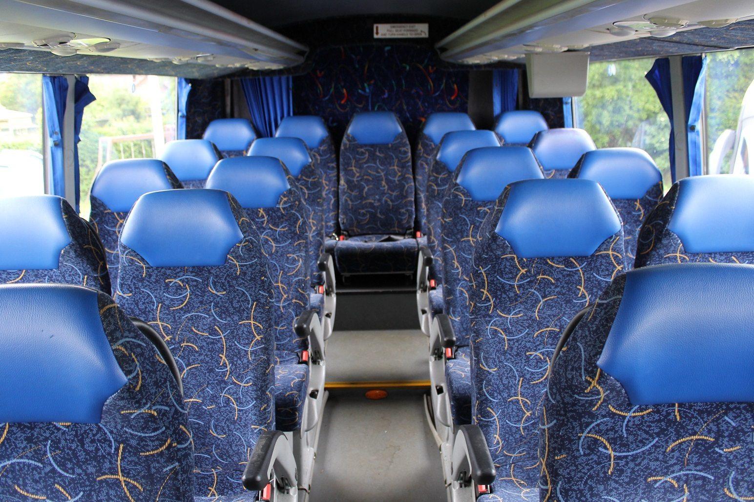 07 Ayats Bravo 1 Double Deck 81 Seat Hills Coaches