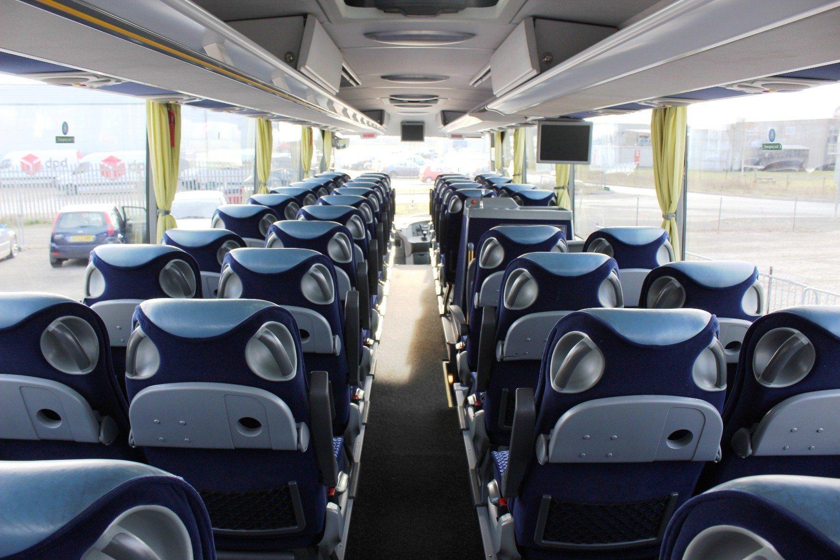09 Mercedes Benz Tourismo 49 Seats Hills Coaches