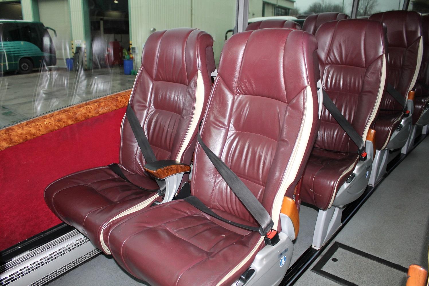 2010 Volvo B12bt Plaxton Elite 54 Seats Hills Coaches