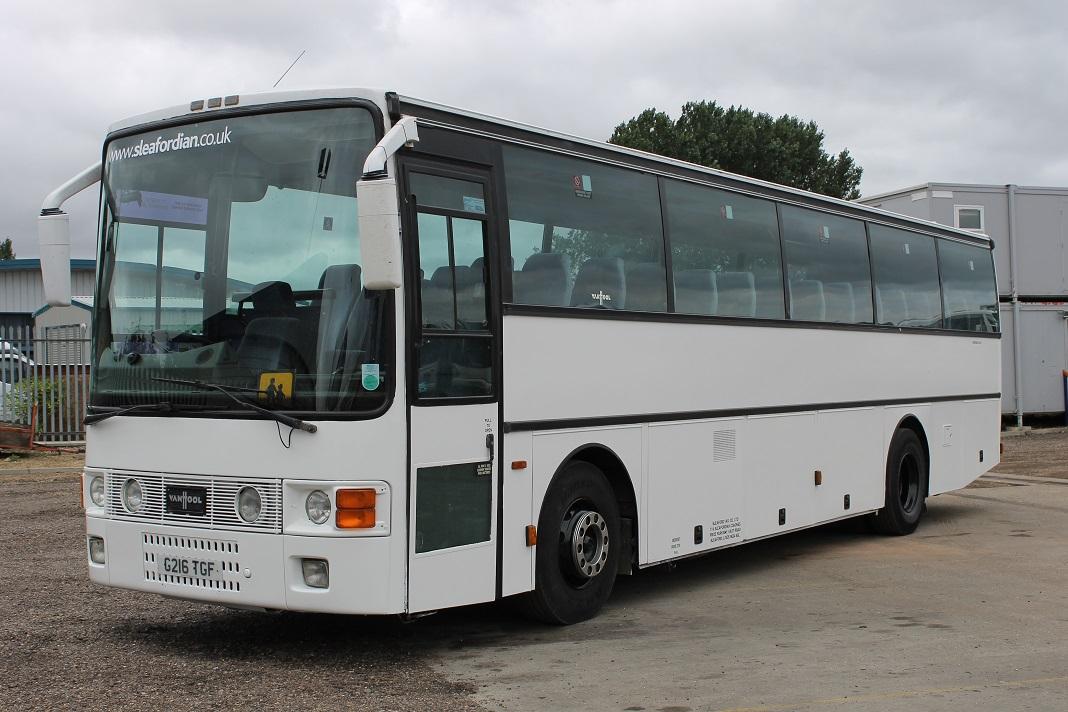 1990 VOLVO B10M VAN HOOL T8 57 SEAT - Hills Coaches