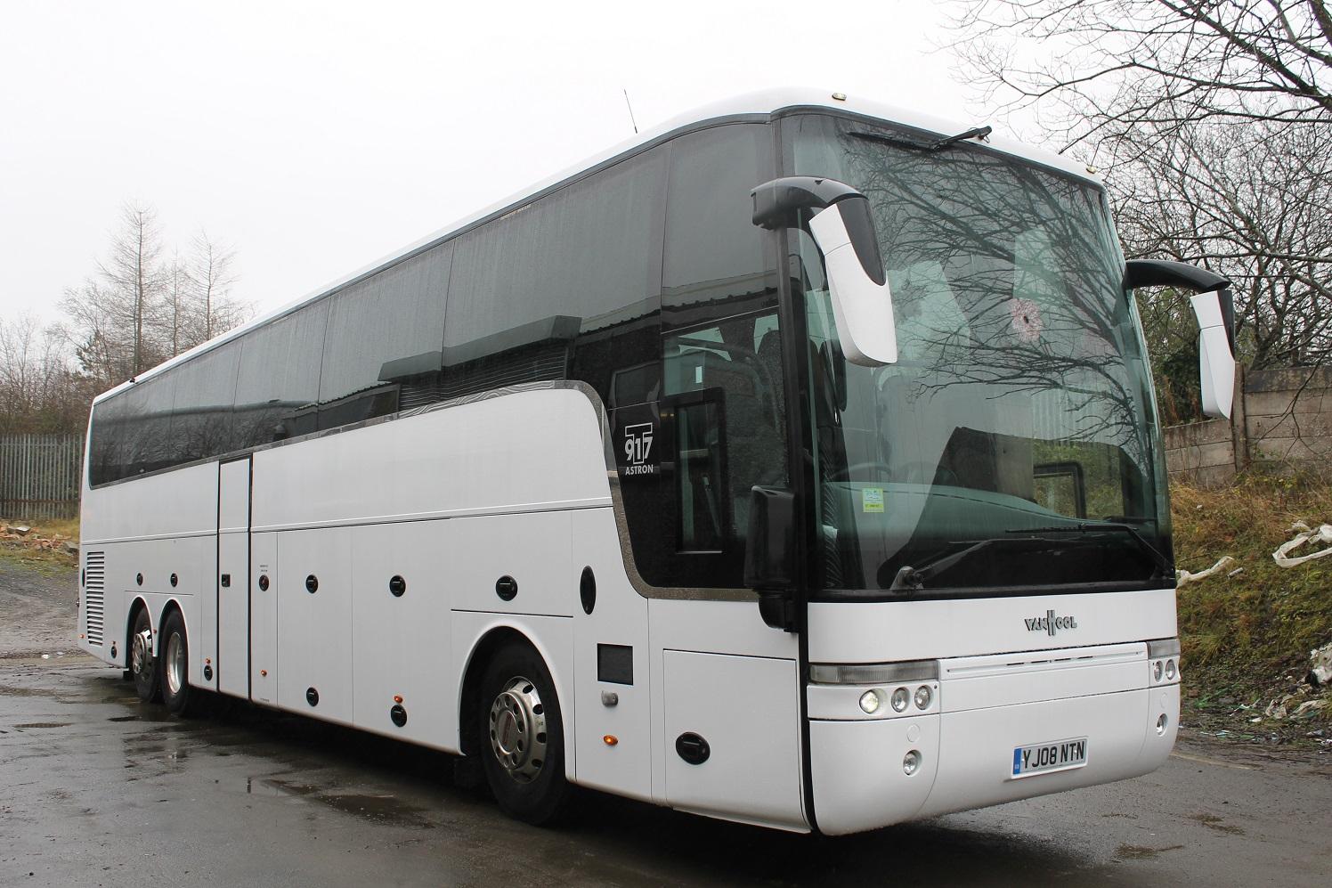 08 Van Hool Astron T917 48 Seat Exec Hills Coaches