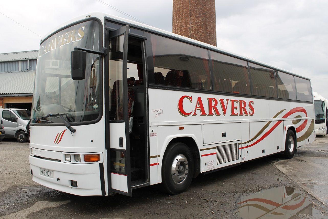 95 VOLVO B10M VAN HOOL ALIZEE 57 SEATS - Hills Coaches