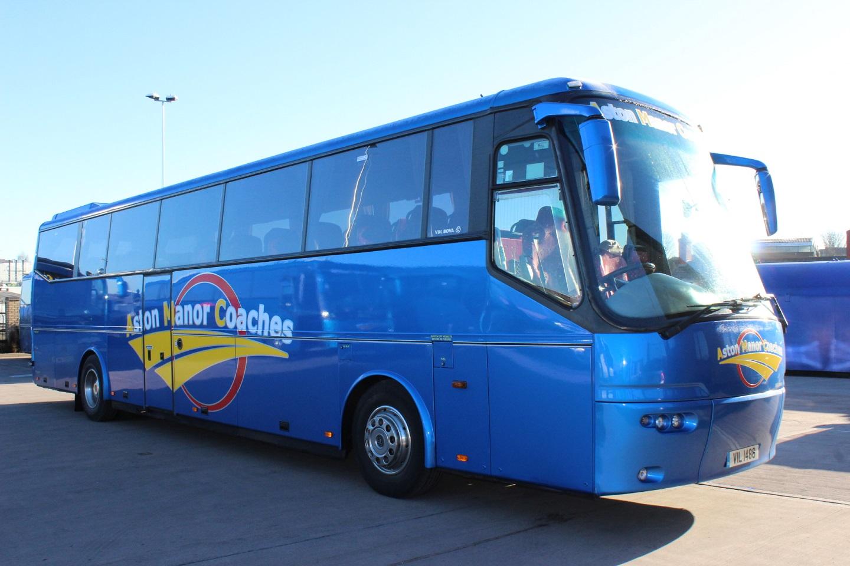 07 Bova Futura Fhd 53 Recliner Exec Hills Coaches