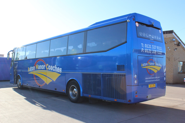 2010 Bova Futura Fhd 53 Recliner Exec Hills Coaches
