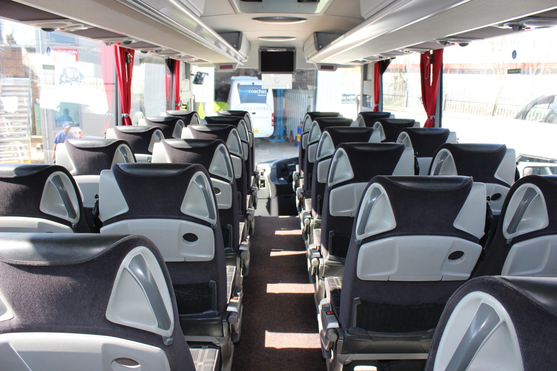 2015 MERCEDES-BENZ TOURISMO 53 SEATS EURO 6 - Hills Coaches