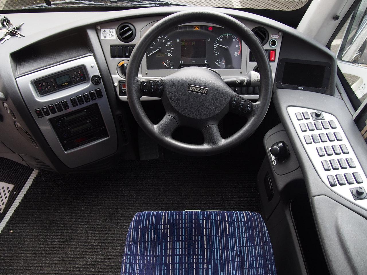 2013 Irizar I6 Integral 57 Seats Hills Coaches