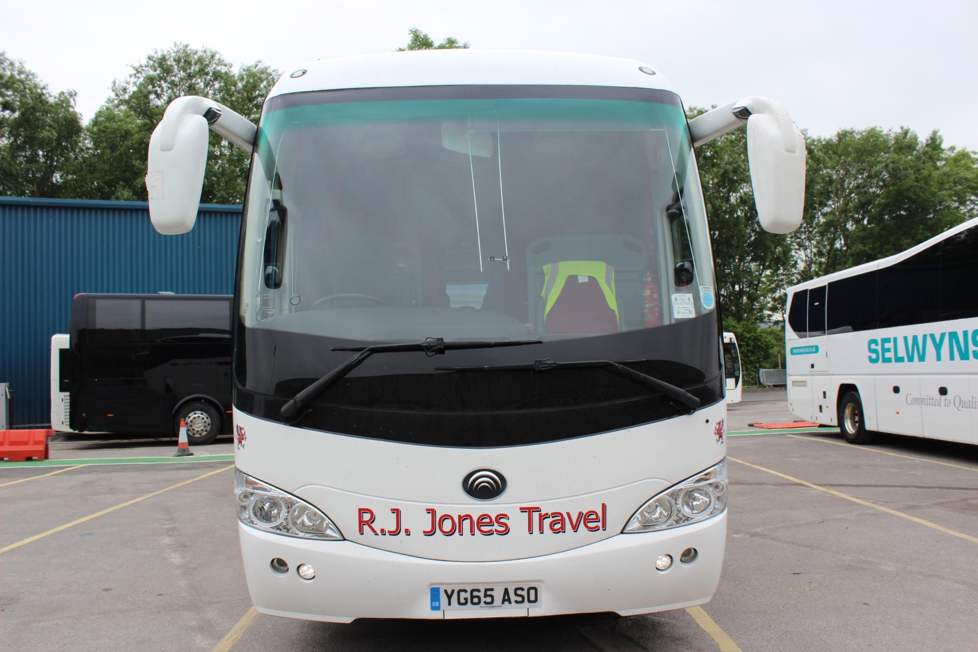 2015 Yutong Tc12 E6 51 Seats Euro 6 Hills Coaches