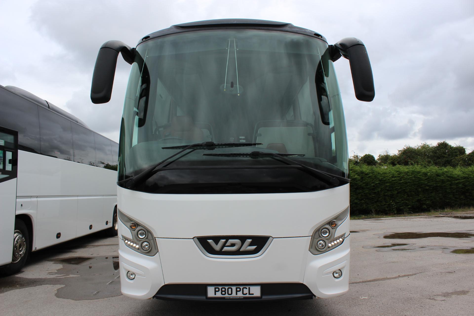 2013 Vdl Bova Futura Fhd 53 Seat Exec Hills Coaches
