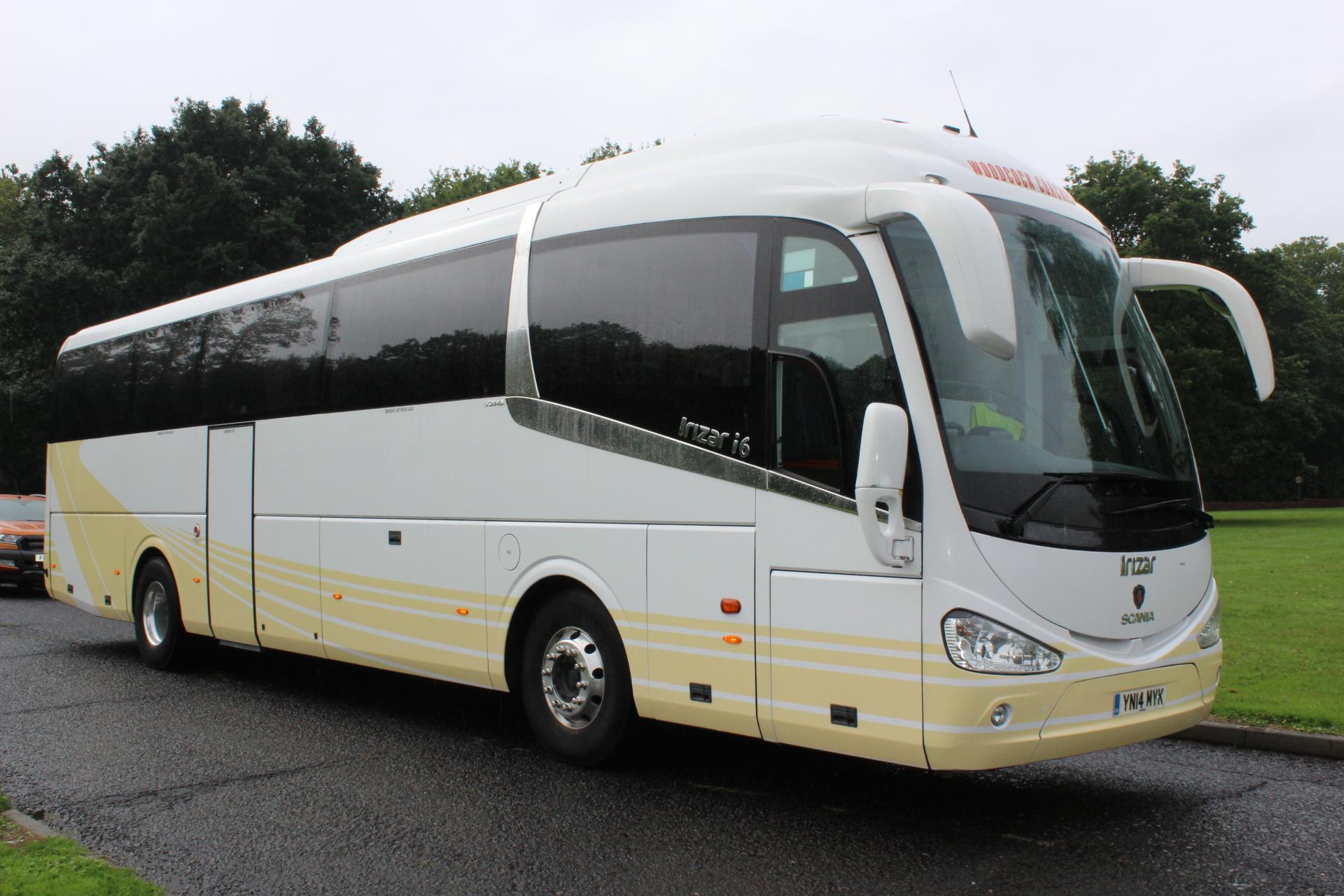 2014 Scania K360 Irizar I6 53 Recliner Exec Hills Coaches