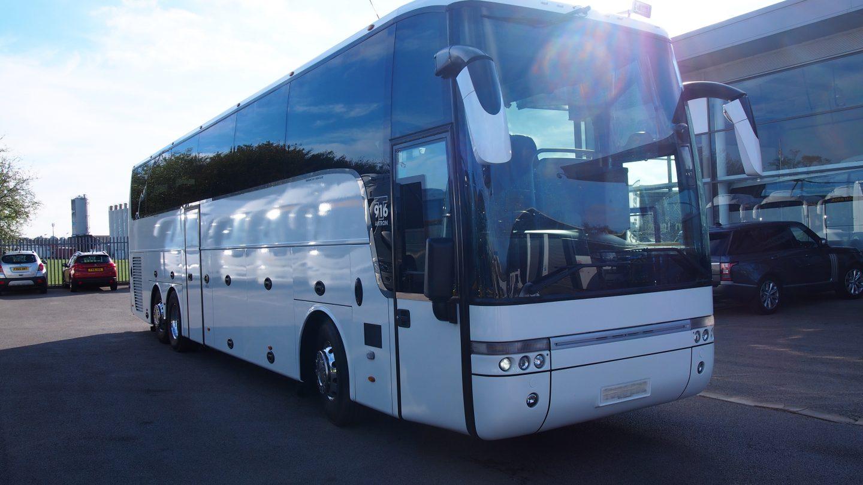 08 VAN HOOL ASTRON T916 53 SEATS - Hills Coaches