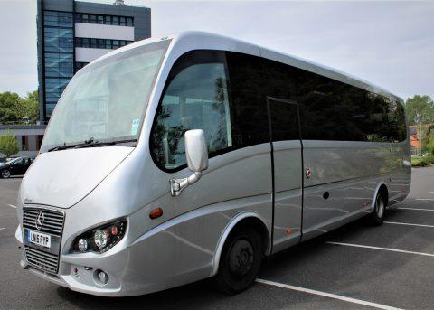 Minibus Sales Archives - Hills Coaches